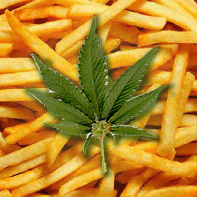 Fast Food Chain Sonic Now Selling Weed With Their Fries