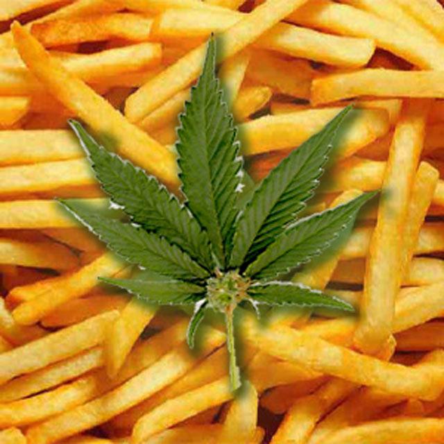 weed fries