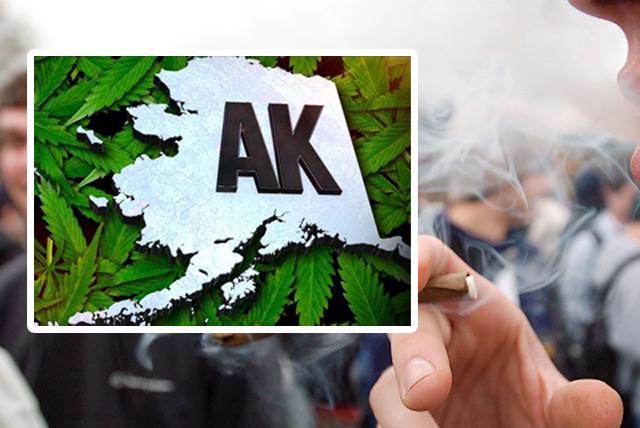 Alaska Becomes 3rd State to Legalize Marijuana