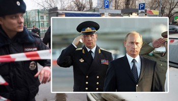 Putin's Chief Bodyguard