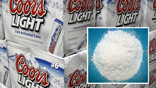Coors-Light-Beers-Laced-With-Cocaine
