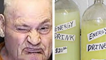 """Energy Drinks"""" Laced with Meth"""