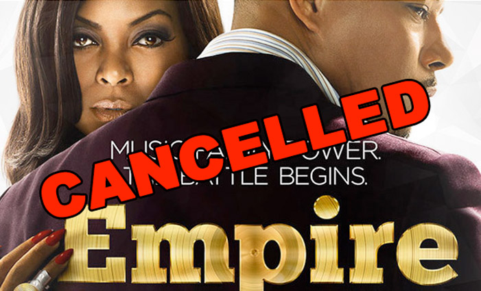empire show cancelled