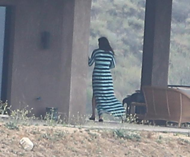 bruce jenner wearing dress