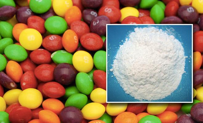 cocaine in sweet