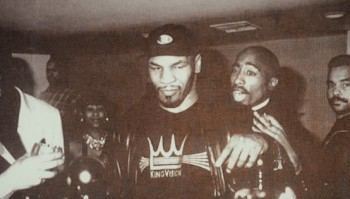 mike and tupac
