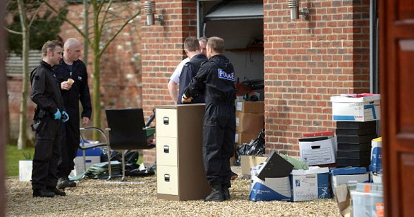 Police raid at her apartment led to the seizure of computers, hard disks and CDs, containing thousands of hours of recording.