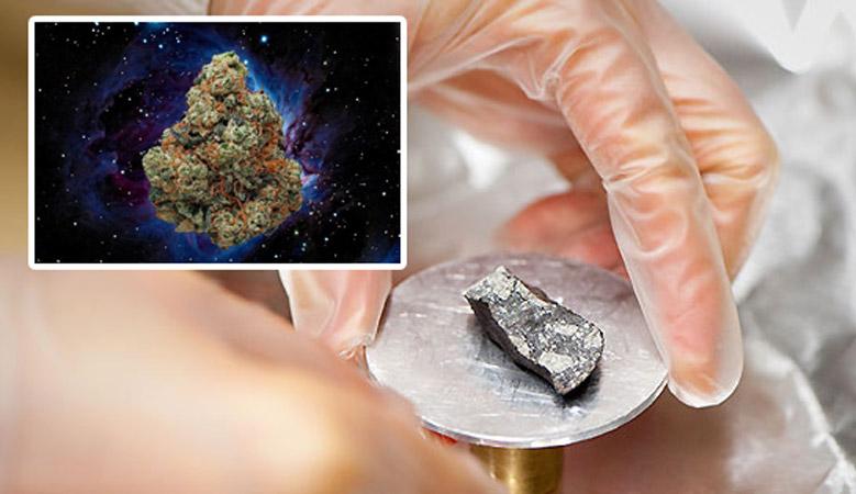 space marijuana