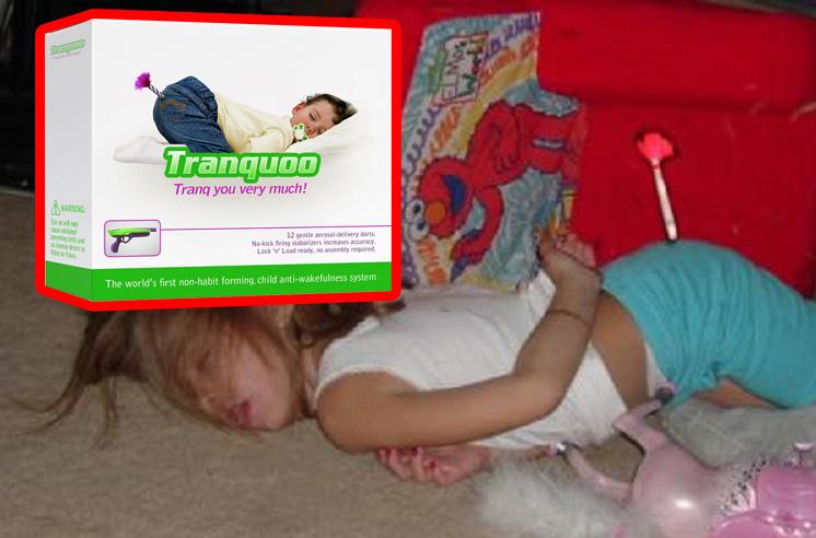 kids tranquilizer