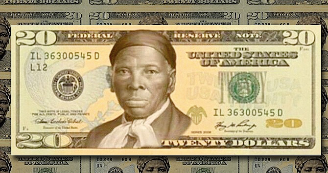 U S Currency New Design Will Feature African American Leaders