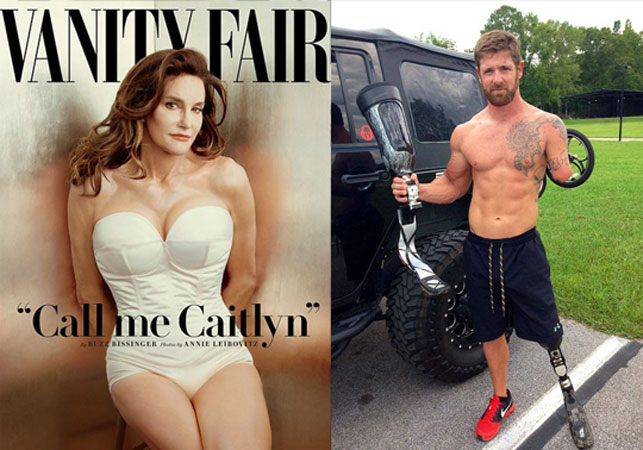 caitlyn jenner and noah galloway