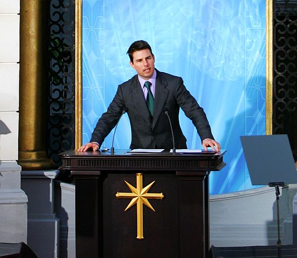 The star of Top Gun and Mission Impossible has received more attention for his association to the Church of Scientology than for his movies over the last years, leading to a drastic fall in his popularity.
