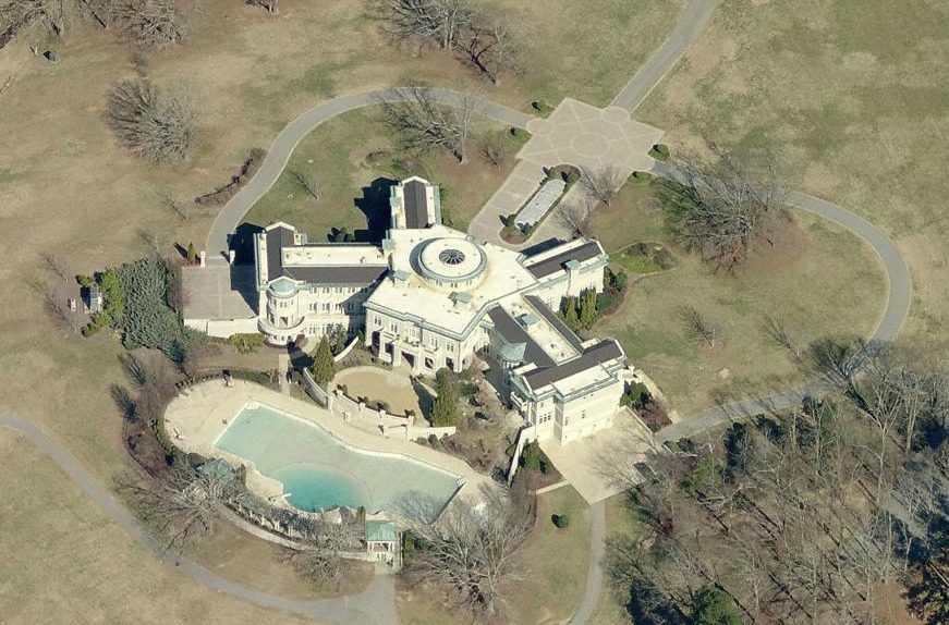 rick ross home