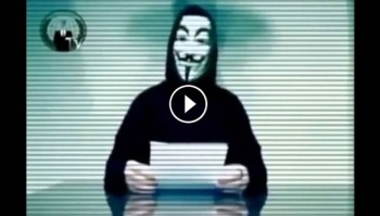 Anonymous Warns