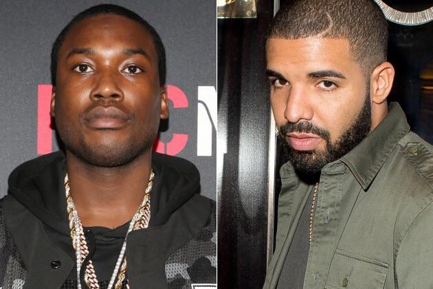 Drake and meek