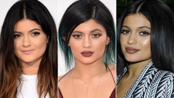 kylie becomes a man
