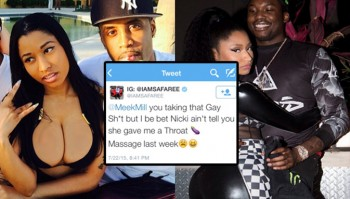 nicki safaree meek