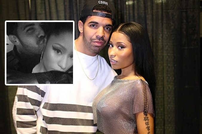 rihanna and drake relationship with nicki