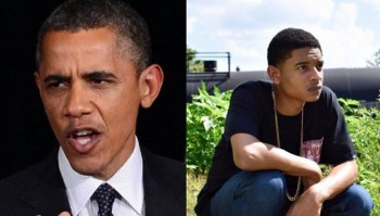 son of president obama