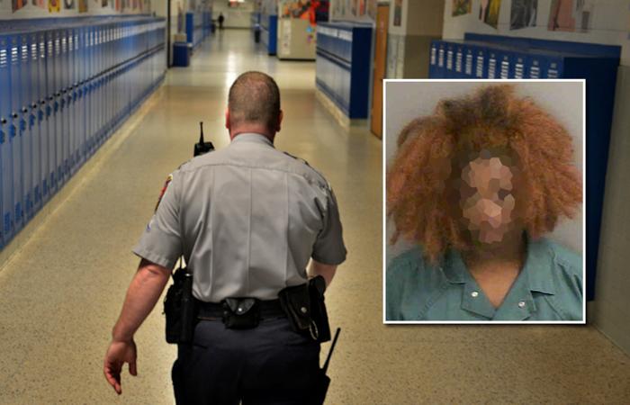 High School Senior Arrested For Having A -6972