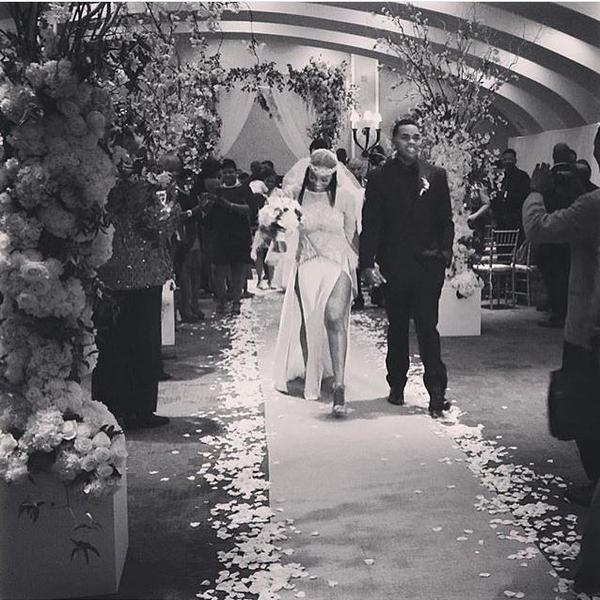 kevin gates wedding