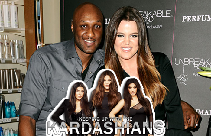 lamar on keeping up with the kardashians