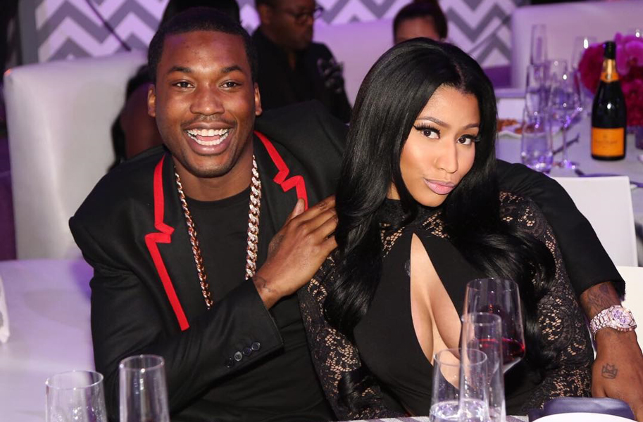 meek and minaj