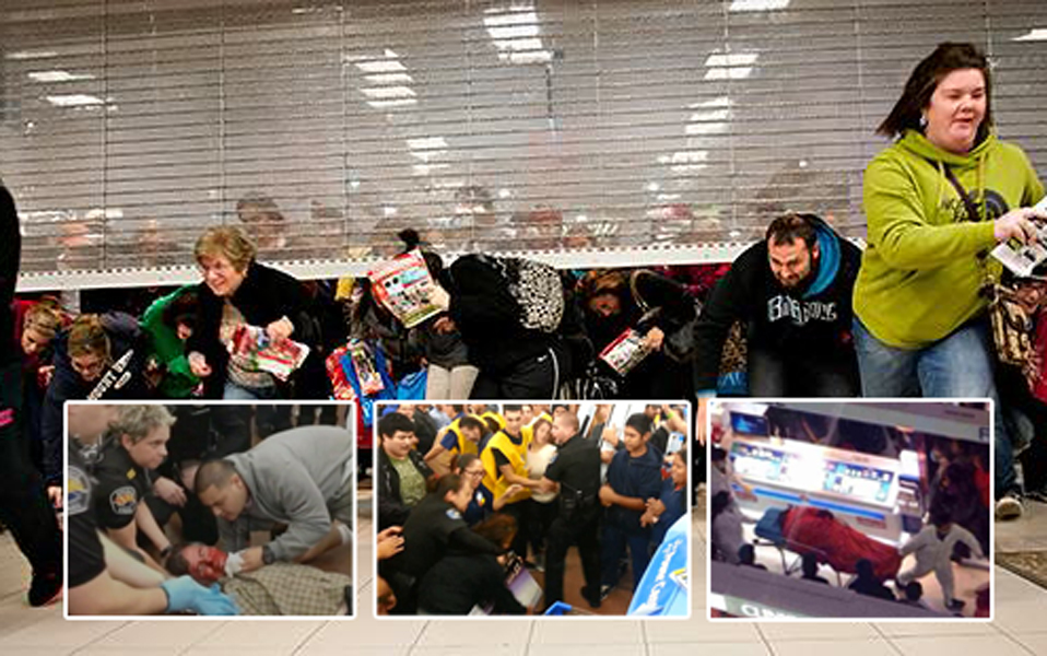 Black Friday Stampede Kills Worker At Wal-Mart | HuffPost