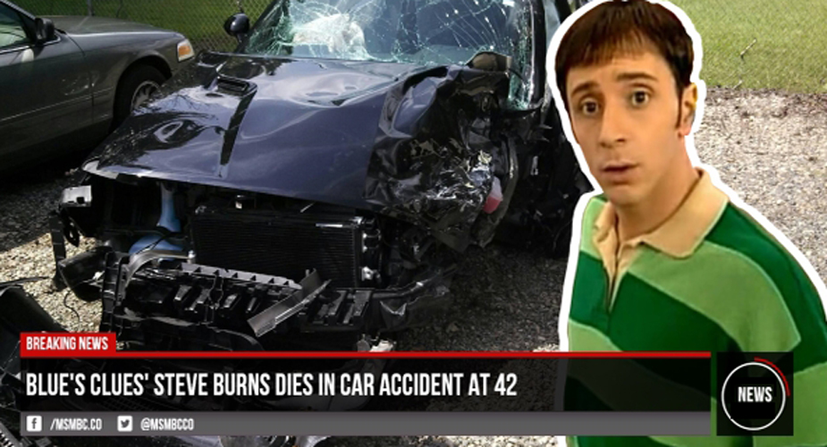 Celebrity Dies In Car Accident
