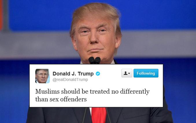 tweet about muslims