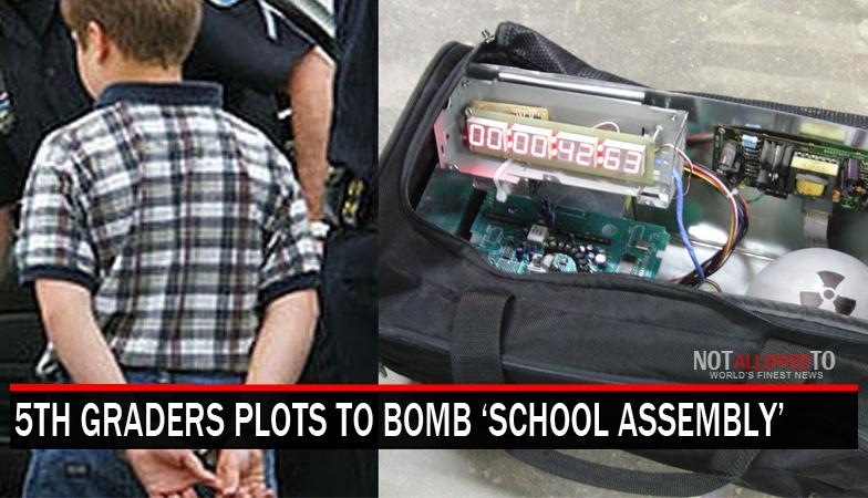 school bomb