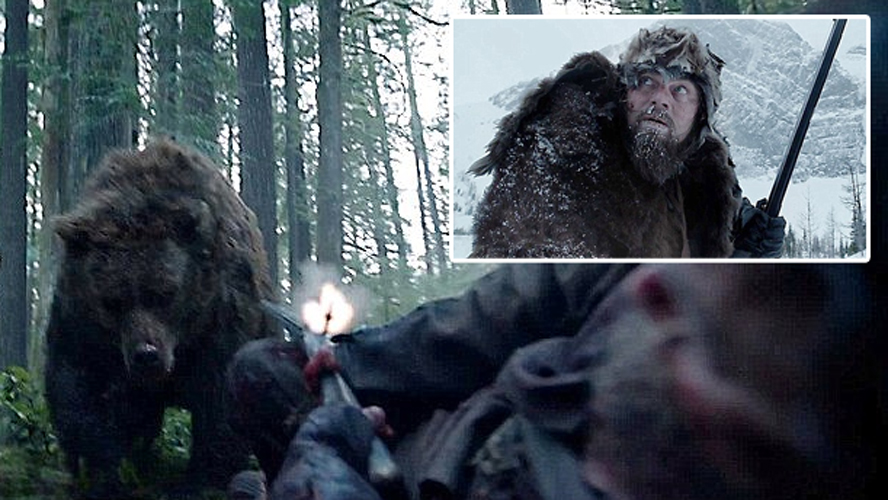Revenant the movie