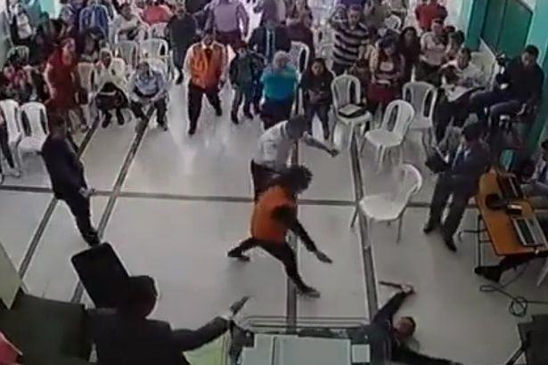 god stops man from killing the priest