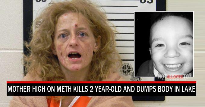 mother kills child