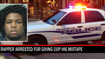mixtape rapper arrested