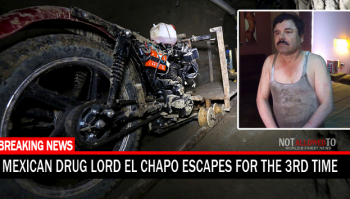 chapo escapes
