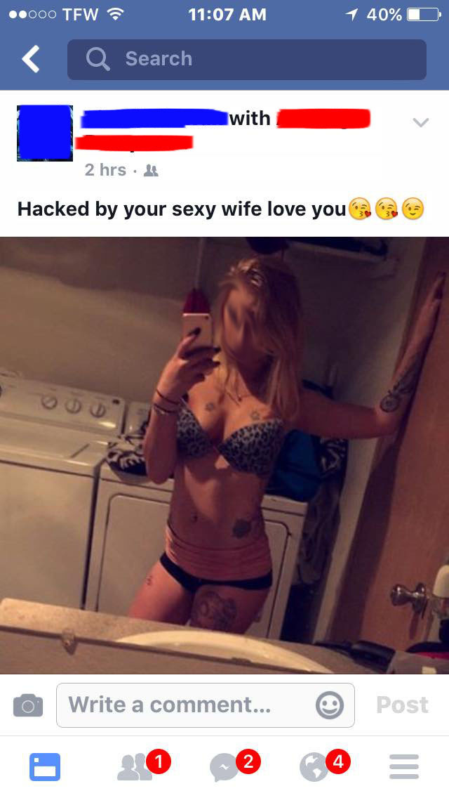 Cheatting wife sex are