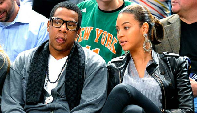 jayz and wife