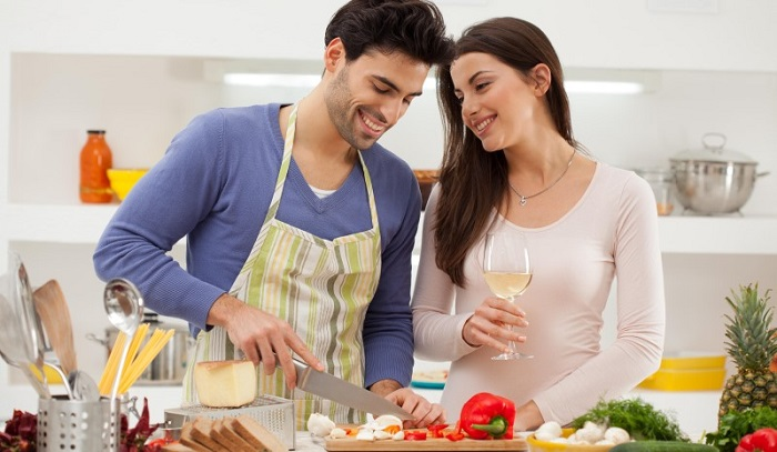cooking for your partner