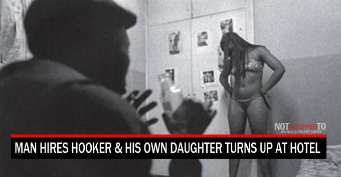 daughter in room