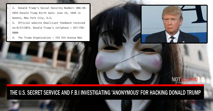 FBI and hacking group