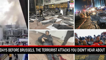 Days Before Brussels, Here Are the Terrorist Attacks You Didn't Hear About