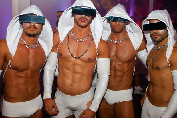 Gay aids parties have you ever wondered 7
