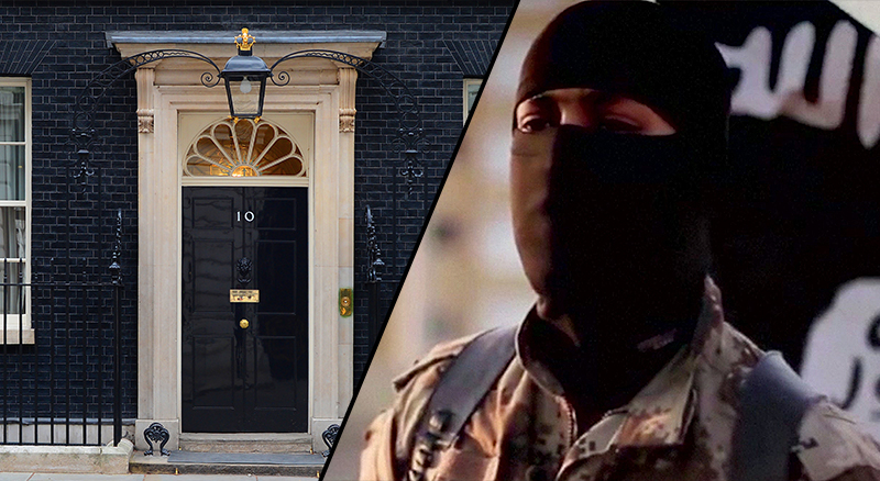 isis attack in uk