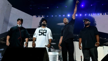 N.W.A. and Ice Cube's Coachella Performance