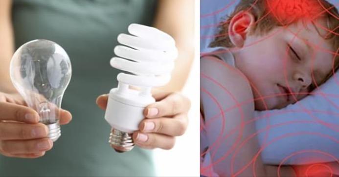 wrong light bulbs
