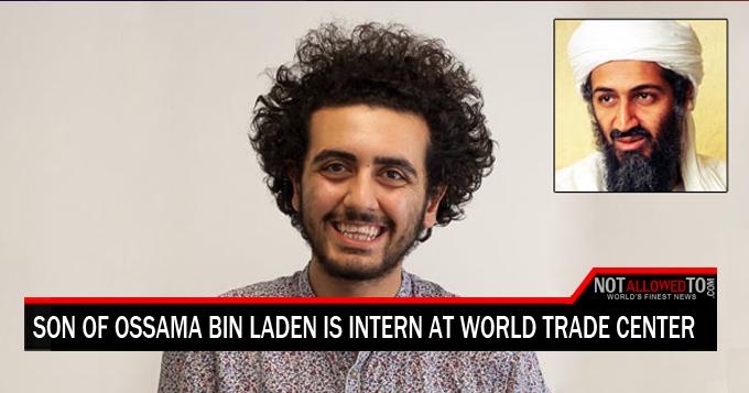 Osama Bin Ladens Son Son of Ossama Bin Lade...