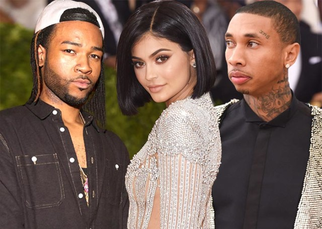 kylie relationship
