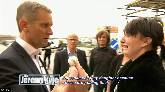 drugs on live show