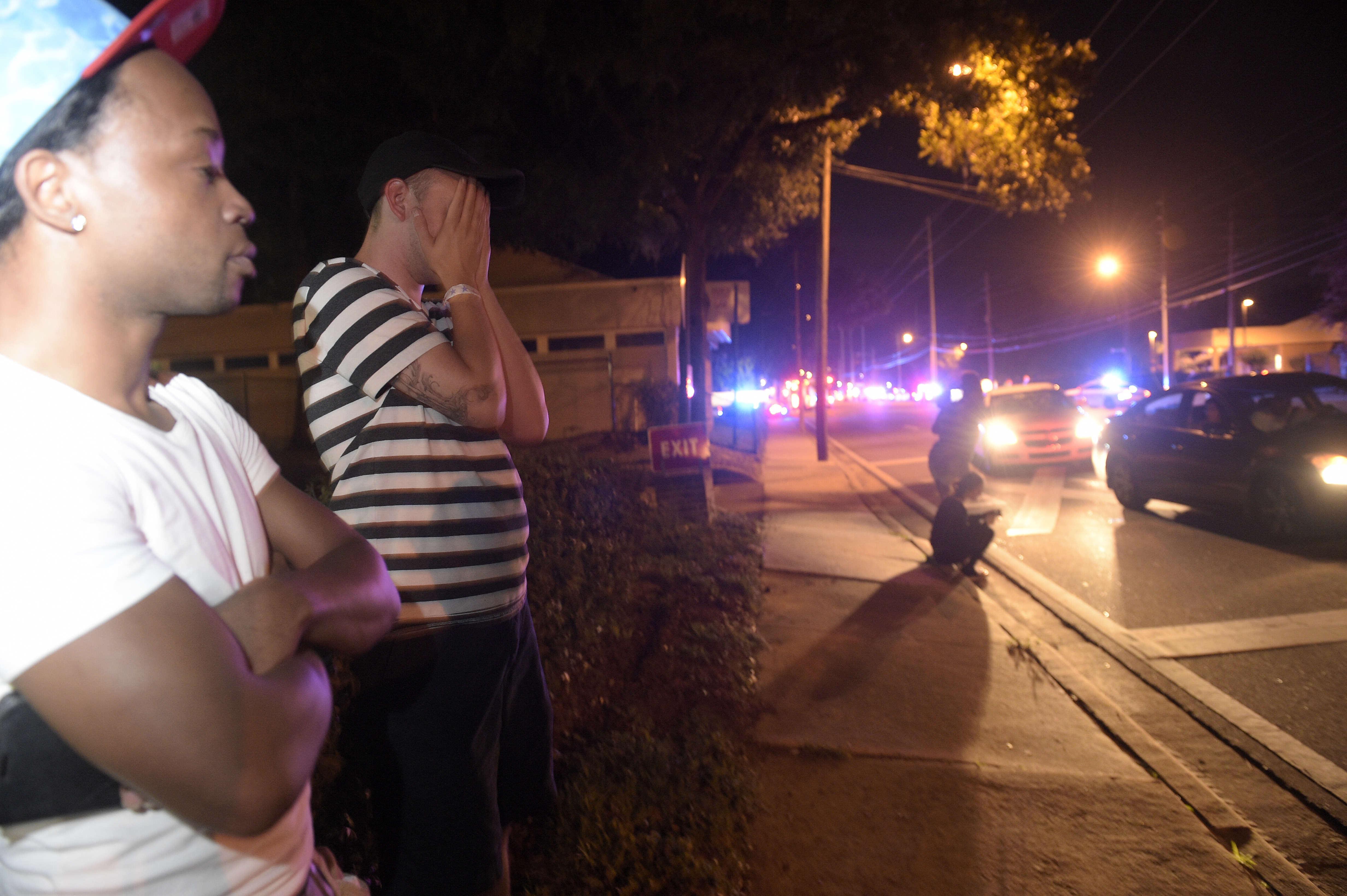 mass shooting at club